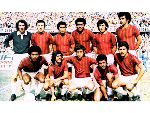 Campeon Primera División 1973.
