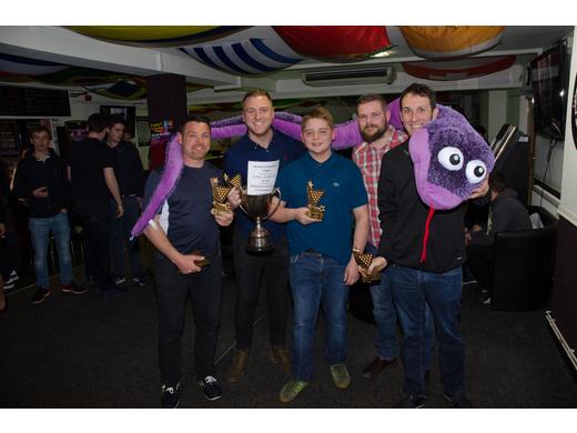 LMC & The Wet Dogs - Premier Winners & Champ of Champs Winners