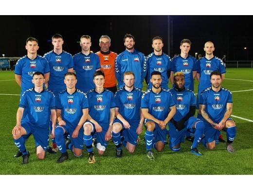 Select team v Petershill