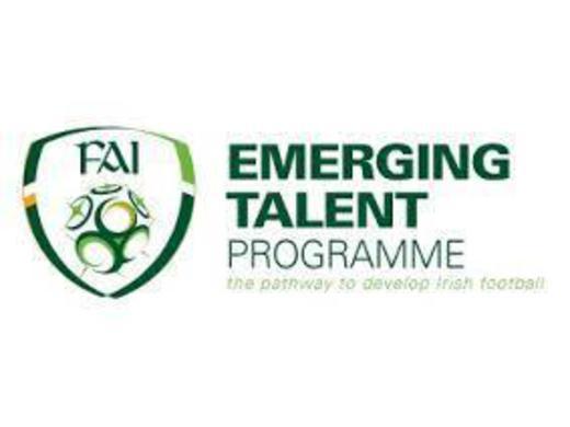 FAI/CSSL EMERGING TALENT PROGRAMME