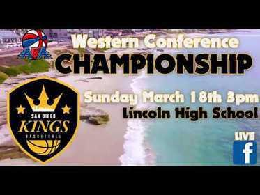 San Diego Kings Playoff Challenge 2018