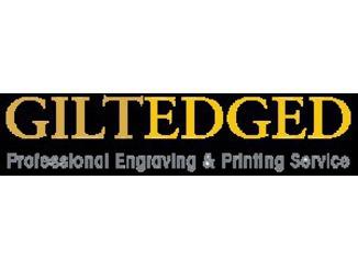 Gilt Edged Trophy Services