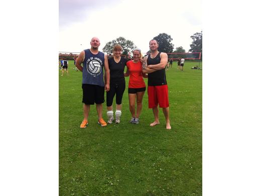 York Volleyfest 2014
