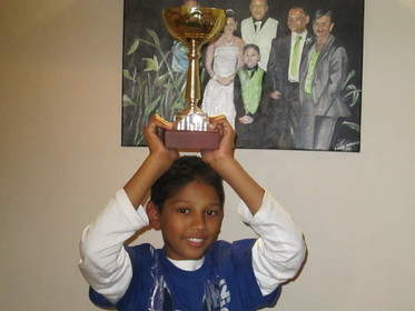Jayden Lifts Founders Cup