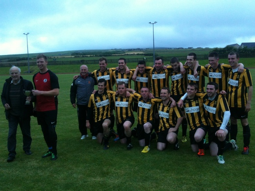 Rovers take Craigmyle Cup