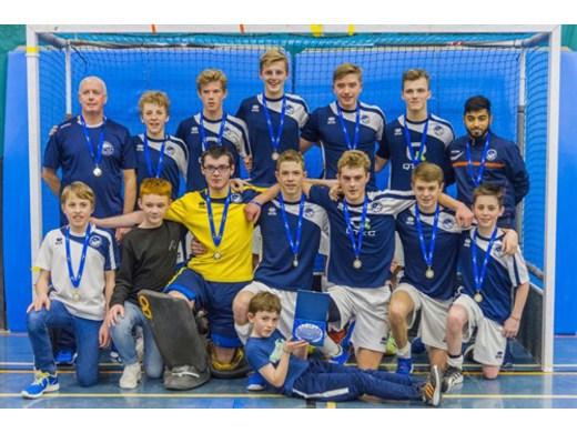 GM U18s win Scottish Indoor Cup