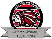 Leyland Warriors - Club Logo