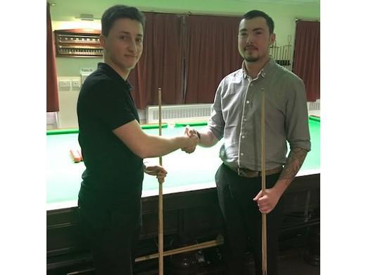 Declan Rapley takes Under 21's title