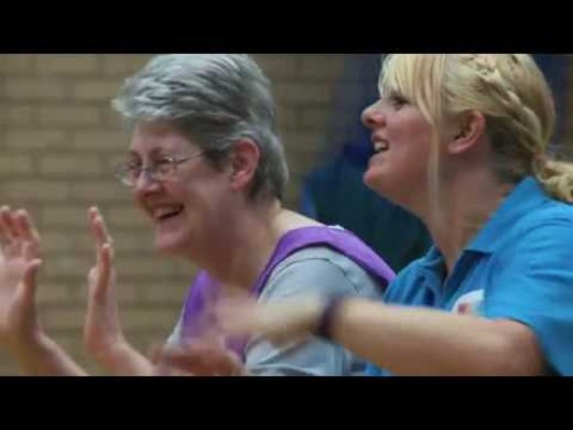 Walking Netball- Wondering what its all about?