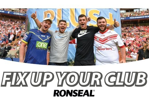 Ronseal 'Fix Up your Club' Competition