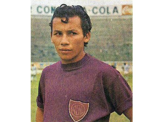 "Carlos ""Puchito"" Oliva."