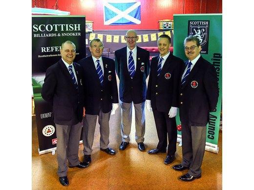 2016 Scotland v England County Challenge