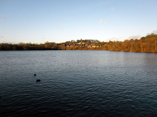 Netherton open water swimming will commence on the 3rd May