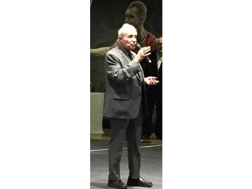 Tony Sheldon speech