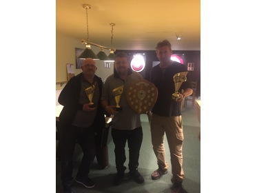 3 Person Team Winners 2016 Village Inn
