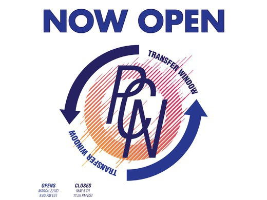 *PCN OFFICIAL* Transfer Window is now open!!!!