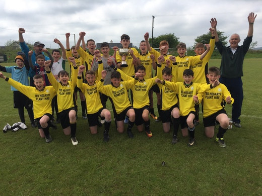 LYRE WIN THE U14 CUP