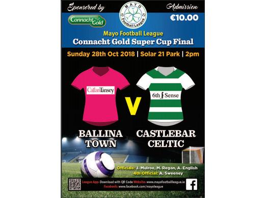 Connacht Gold Super Cup Final Preview
