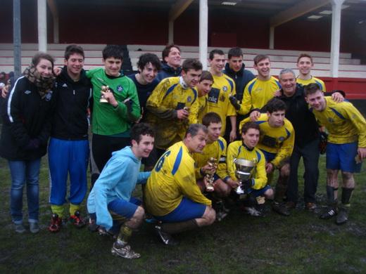 2011-12 Maccabi Mcr 3rd (Feldman Winners)