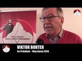 Interview avec Viktor Borter (DE) - Co-président Visp-Raron 2020