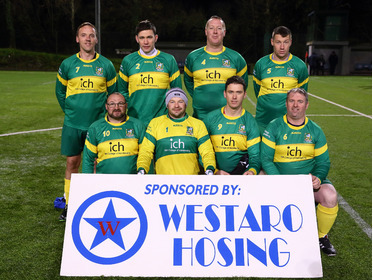 Swinford C Masters Team