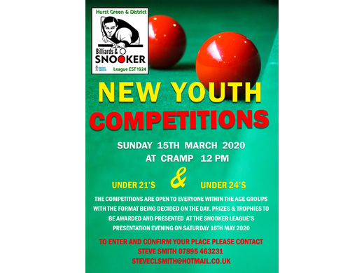 New Youth Competitions