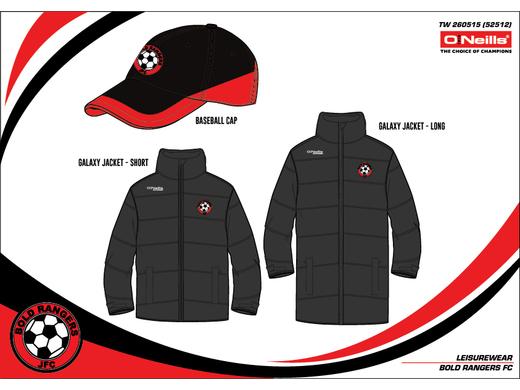 Bold Rangers JFC Leisurewear