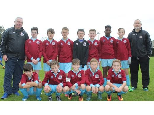 Under 12 Division 1 2016/17