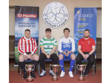 Killeen Sports Ground League One Launch Night