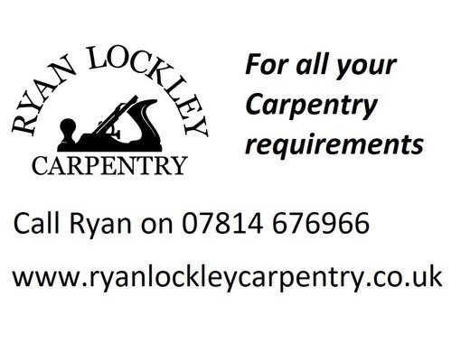 Call Ryan on 07814 676966