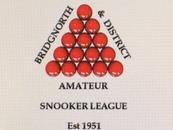 Bridgnorth Snooker League - Logo