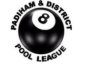 Padiham & District Pool League - Logo