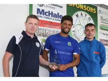 Westaro Cup Final Man Of The Match - Jackson DeSilva