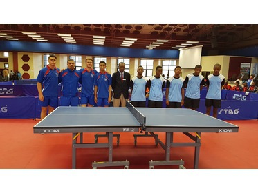 Namibian Mens Team 2018