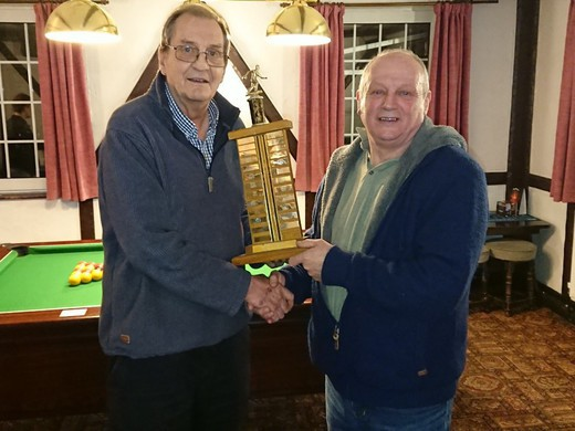 Cyril Hicks Singles Final