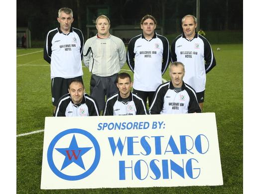 Westport United Masters League Team