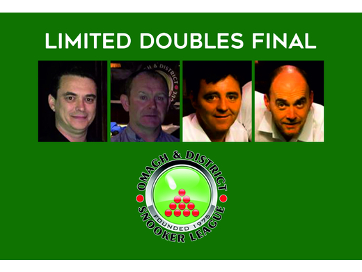 MCCRORY/QUINN & DOHERTY/DORAN SECURE PLACE IN LIMITED DOUBLES FINAL