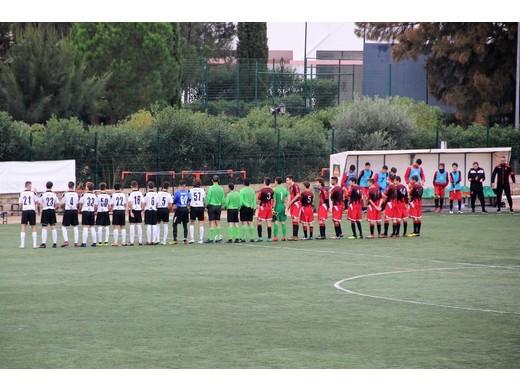 Campeonato Distrital Juvenis 1ª. Div - 1ª. Fase: 7ª Jornada