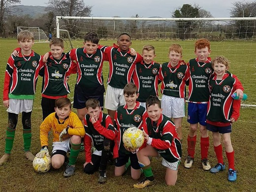 Clonakilty AFC U12 - Season 2017-18