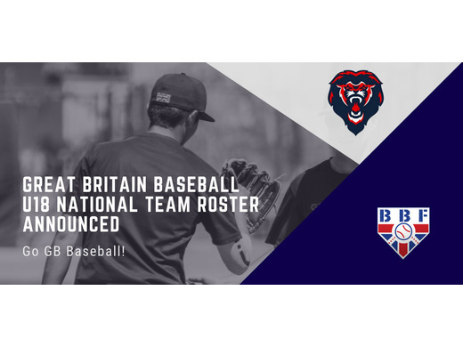 ​Great Britain U18 Roster Announced
