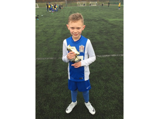 George Man of the Match