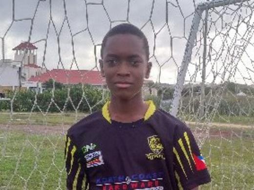 Malik Lashley