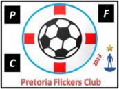 PRETORIA FLICKERS CLUB - Logo