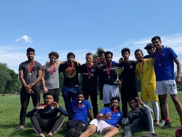 Toronto Cup Champions