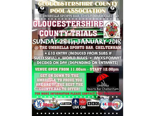 Gloucestershire County Trials