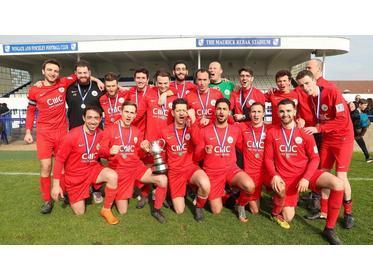 Hendon United - Champions 2018-19