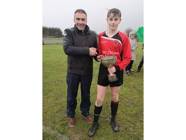 Drinagh Rangers U14 - 2019 U14 Cup winners