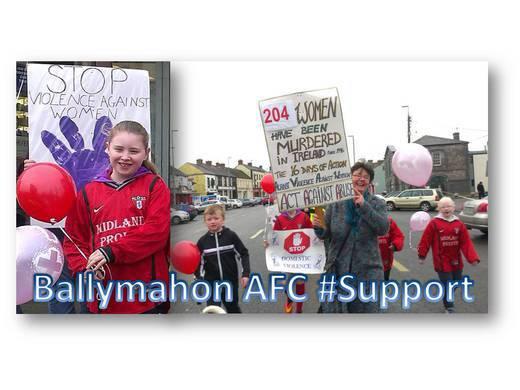 Ballymahon Remembrance Walk 2014