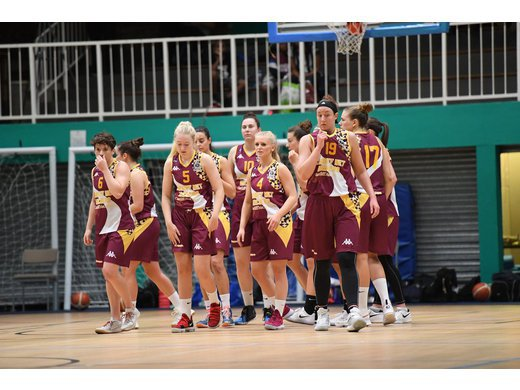 WBBL women are in the playoffs