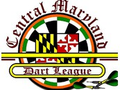 Central Maryland Dart League - Logo